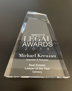 Legal Awards 2019