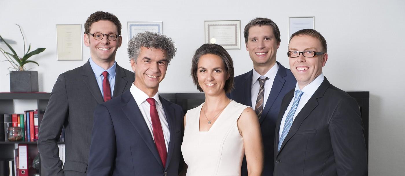 Impressum - Rechtsanwälte Kreutzer & Kreuzau GbR